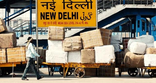 Racconti indiani 1. La prova più dura: arrivare a Delhi Station